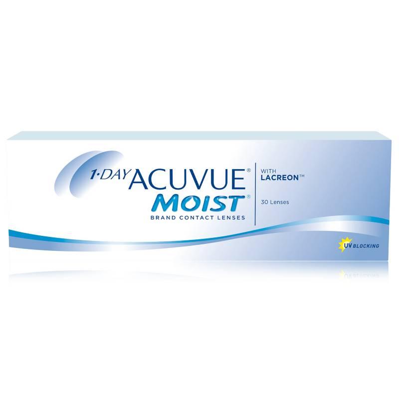 Acuvue - Lentes de Contacto 1 DAY Acuvue Moist