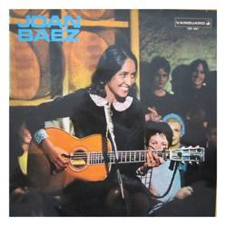 VINILOS RECORDS - Joan Baez - Joan Baez