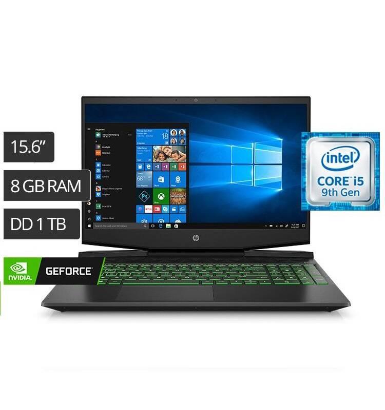 HP - Laptop Pavilion 15-DK001LA i5-9300H 1TB W10H