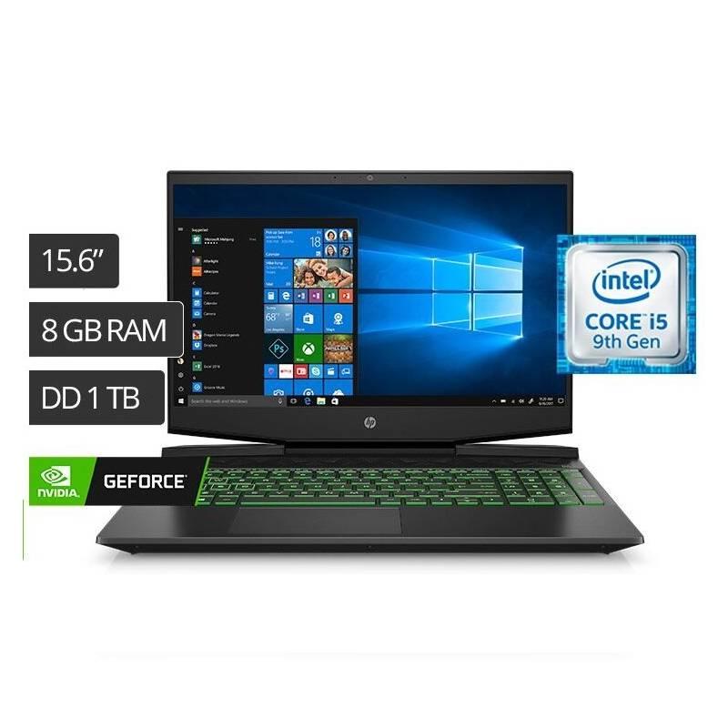 DELL - Laptop Pavilion 15-DK001LA i5-9300H 1TB W10H