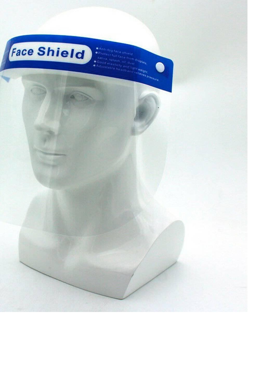 GENERICO - Face Shield Protector Facial Careta