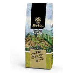 BRITT - Café en Grano Cumbre Sagrada 250 Gr