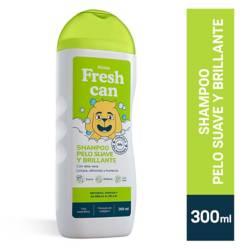FRESHCAN - Fresh Can Shampoo Adulto Pelo Suave y Brillante Frasco 300 Ml