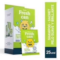 FRESHCAN - Fresh Can Shampoo Adulto Pelo Suave Display 25 Und.