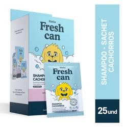 FRESHCAN - Fresh Can Shampoo Cachorros Display 25 Und.