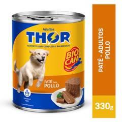 THOR - Thor Pate Pollo Adultos 330 gr