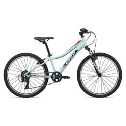 """GIANT - Bicicleta Giant XTC JR Aro 24"""" Ice Green"""