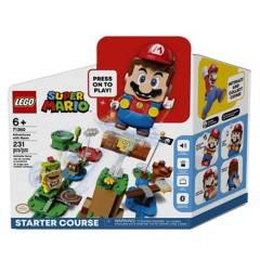 LEGO - Lego 71360 Set Aventuras con Mario