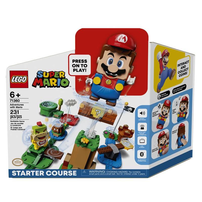 LEGO - Set Aventuras con Mario