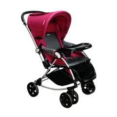 INFANTI - Coche Cuna Genova Pink 2020