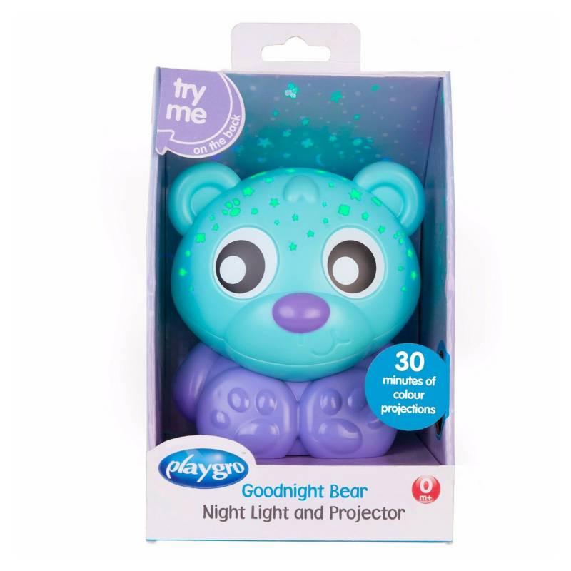 PLAYGRO - Proyector de Luces Buenas Noches