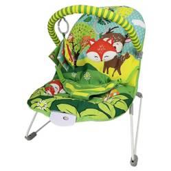 INFANTI - Silla Nido Vibradora Deer and Fox