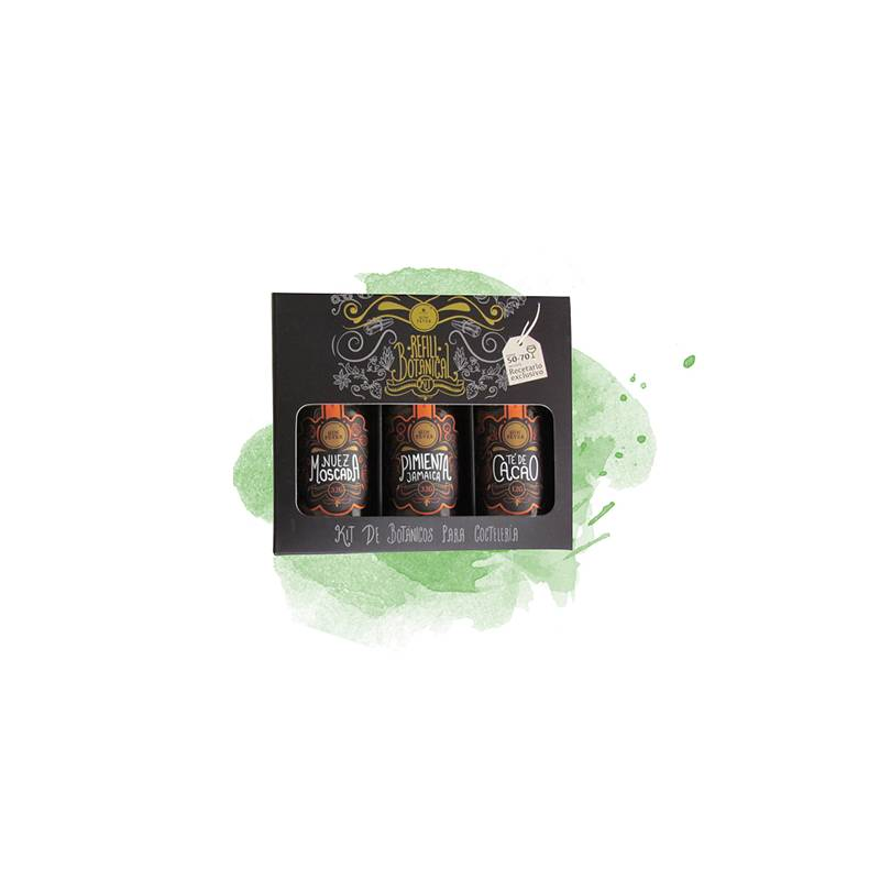 GIN FEVER - Box Aromatic Reill