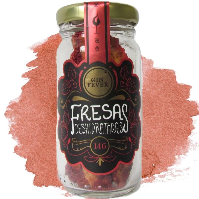 GIN FEVER - Fresas Deshidratadas