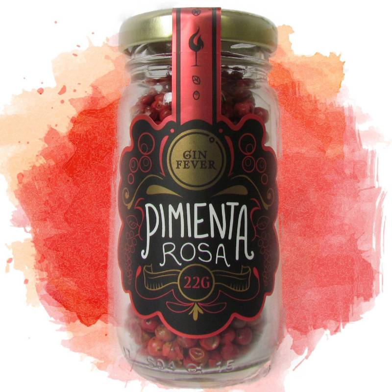 GIN FEVER - Pimienta Rosa