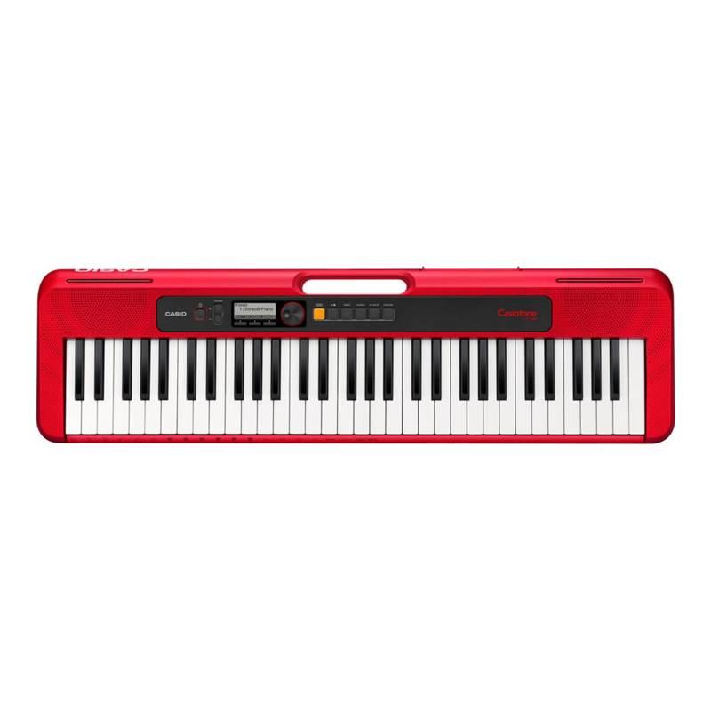 CASIO - Teclado Casio Tone - Rojo