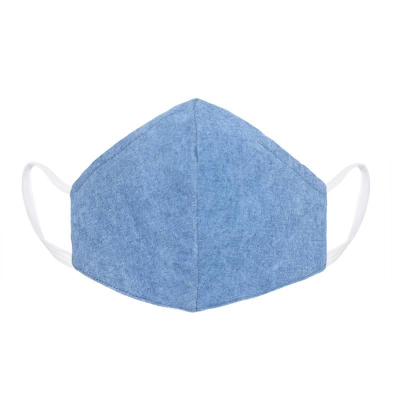 BASEMENT - Mascarilla Denim Tie Dye