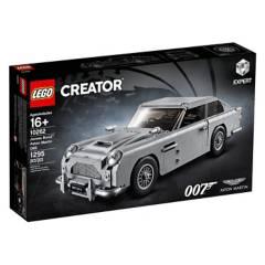 LEGO - Lego 10262 Vehiculo de James Bond - Aston Martin DB5