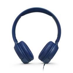 JBL - Headphone T500 On-Ear Blue