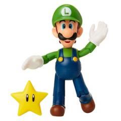 NINTENDO - Figura Articulada Super Mario