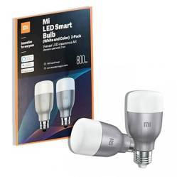 XIAOMI - Mi LED Smart Bulb 2-Packet