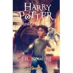 SALAMANDRA - Harry Potter  y La Piedra Filosofal 1
