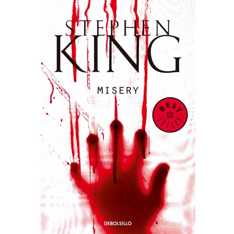DEBOLSILLO - Misery (Stephen King)