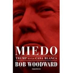 ROCA EDITORIAL - Miedo. Trump en La Casa Blanca