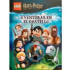 EL GATO DE HOJALATA - Lego Harry Potter Aventuras en el Castillo