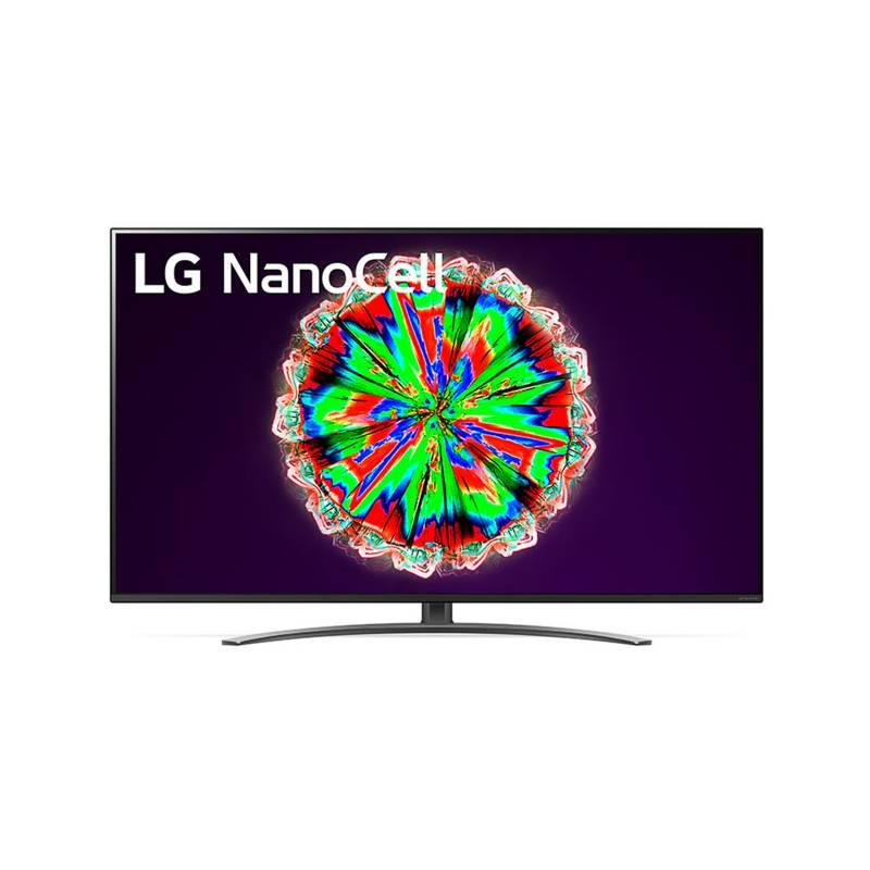"LG - Televisor LED 49"" NanoCell Smart TV AI 49NANO81 (2020)"