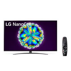 "LG - Televisor LED 55"" NanoCell Smart TV AI 55NANO86 (2020)"