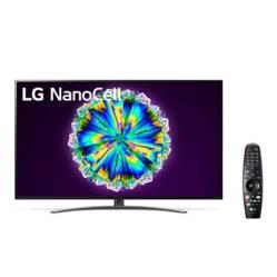 "LG - Televisor LED 55"" NanoCell Smart TV AI 55NANO86 (2020)"