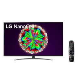 "LG - Televisor LED 55"" NanoCell Smart TV AI 55NANO81 (2020)"