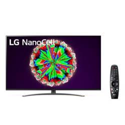 "LG - Televisor LED 55"" NanoCell Smart TV AI 55NANO81 (2020)"