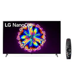 "LG - Televisor LED 86"" NanoCell Smart TV AI 86NANO90 (2020)"