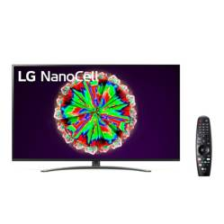 "LG - Televisor LED 65"" NanoCell Smart TV AI 65NANO81 (2020)"