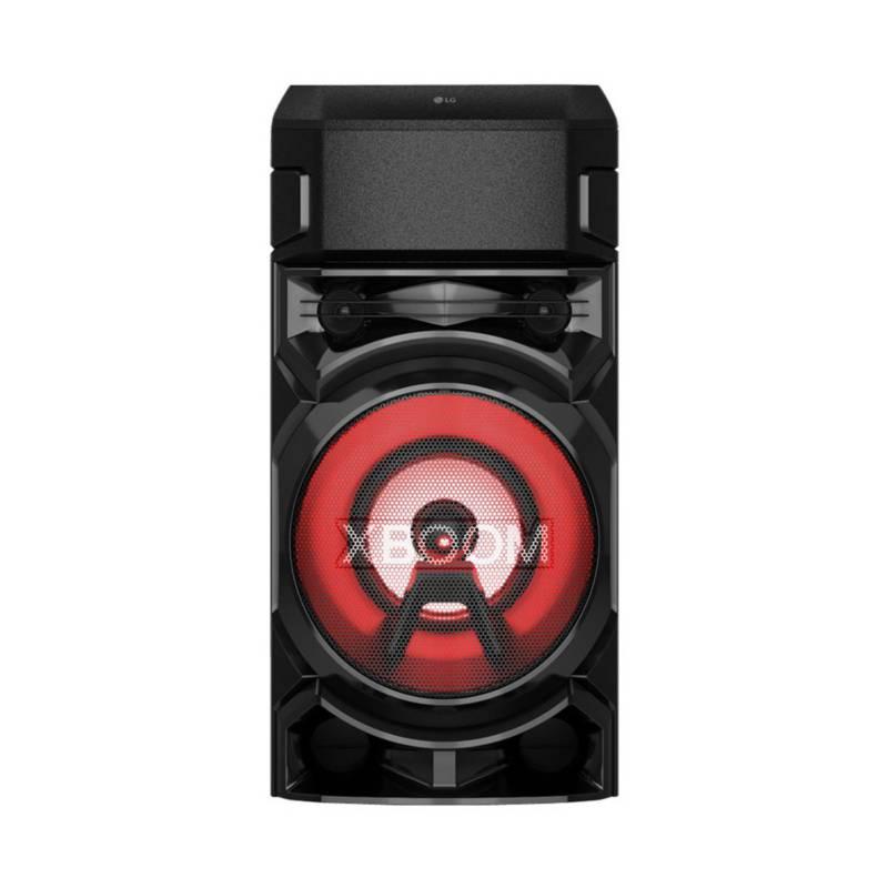 LG - LG Equipo de Sonido Bluetooth XBOOM RN5