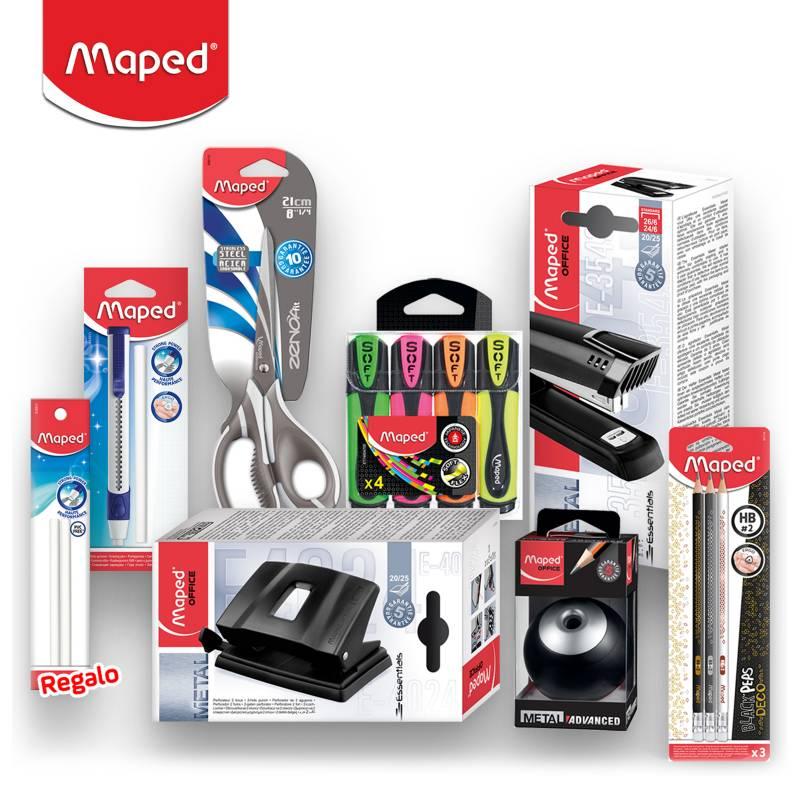 MAPED - Pack Oficina Plus