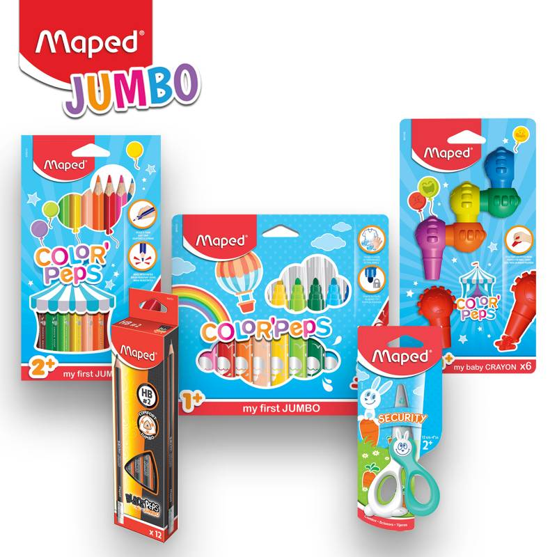 MAPED - Pack Inicial Plus