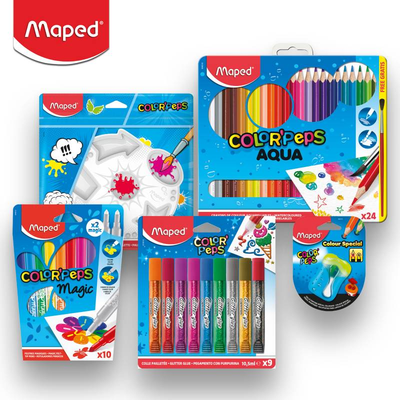 MAPED - Pack Diversión Plus