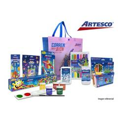 ARTESCO - Pack Fun Crafts