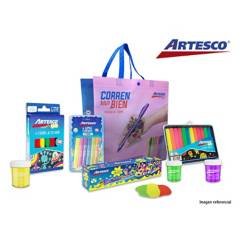 ARTESCO - Pack Glow Neon