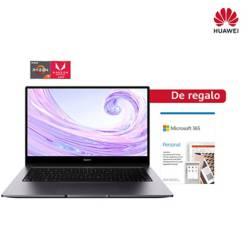 "HUAWEI - Laptop Matebook D 14"" Ryzen 7 8GB RAM 512GB - Radeon Vega 8 Graphics"