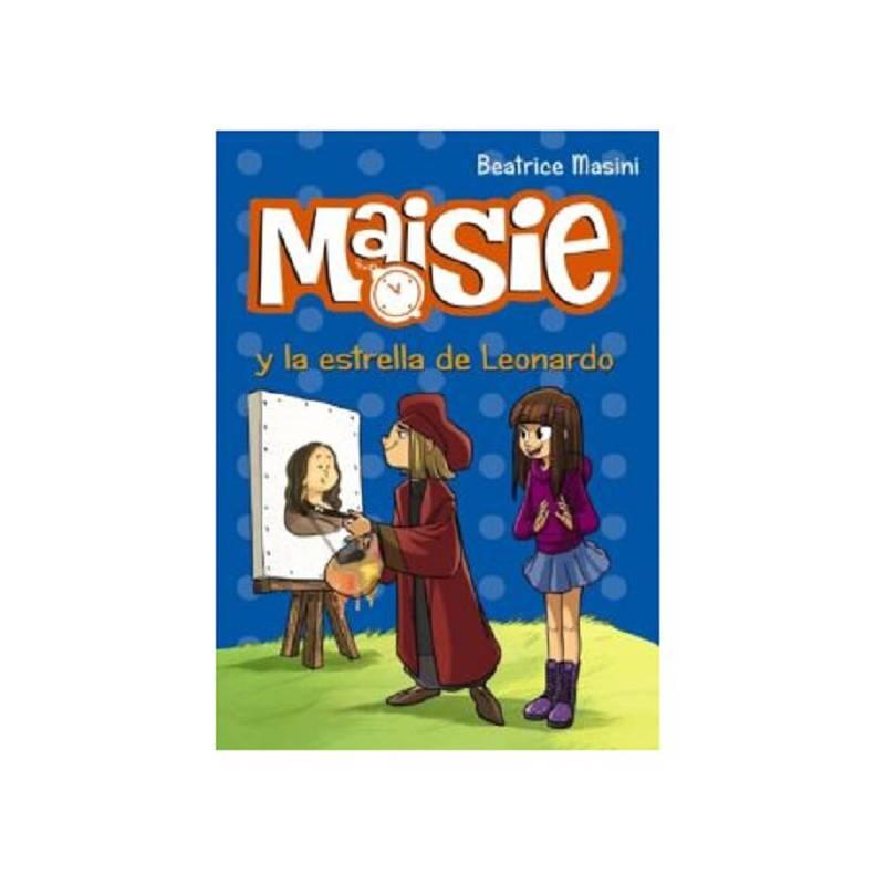 ANAYA - Libro Maisie Y La Estrella De Leonardo