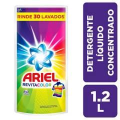 ARIEL - Ariel Líquido Revitacolor 1.2L