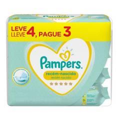 PAMPERS - Toallitas Húmedas Recién Nacido x 192