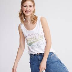 Superdry - Polo Mujer