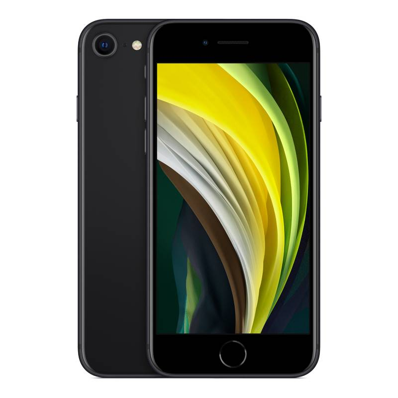 APPLE - Iphone SE 64GB Black