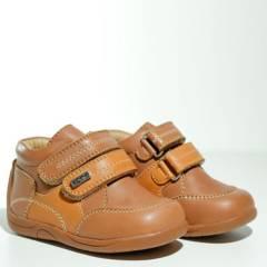 KONE - Zapato de cuero primeros pasos pibe CL2221CO