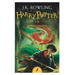 DEBOLSILLO - Harry Potter Y La Camara Secreta 2